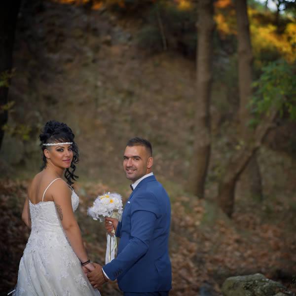 Φωτογράφιση Γάμου στον Όλυμπο